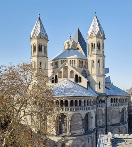 Vortrag 1000 Jahre St. Aposteln
