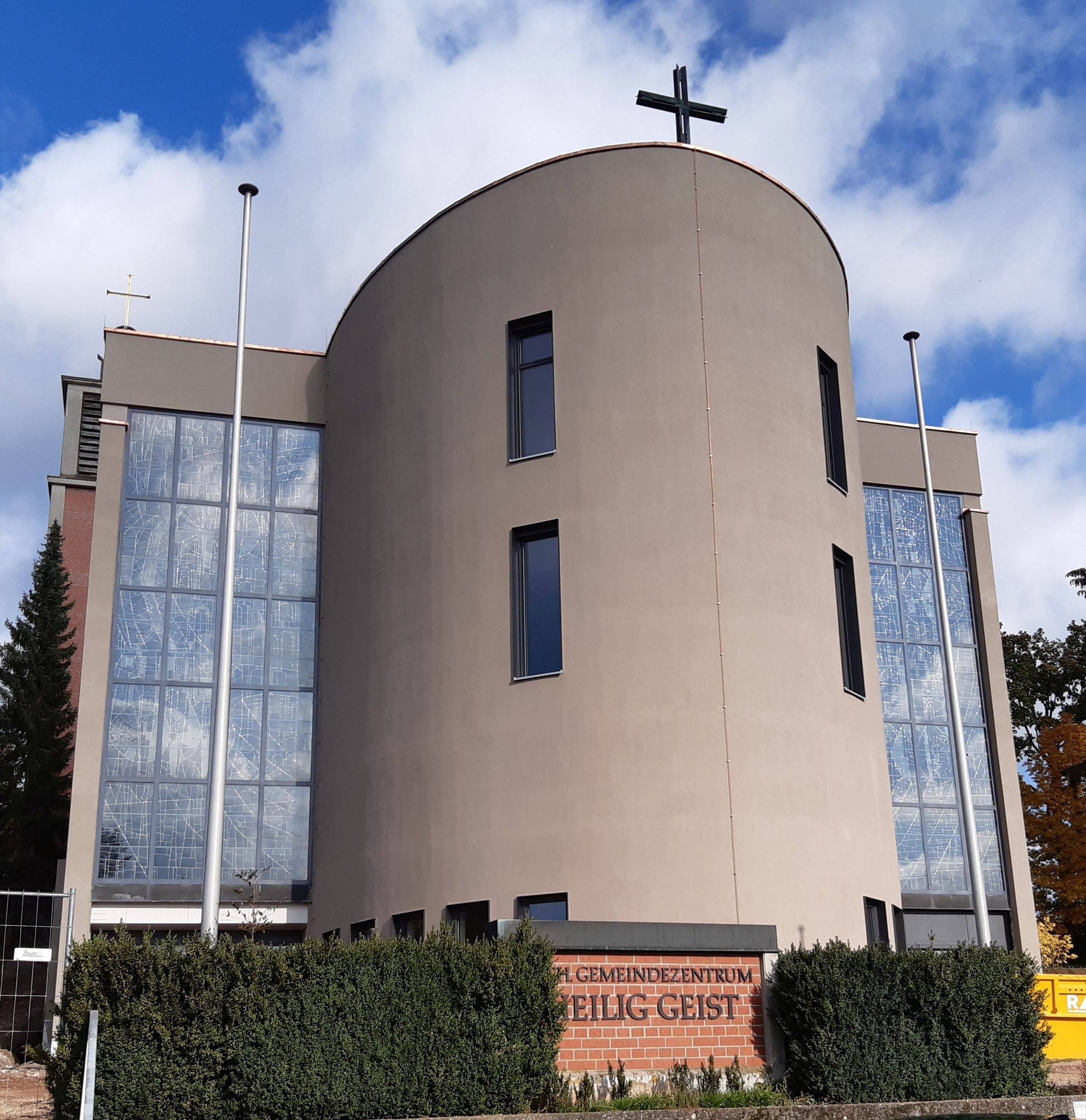 Eucharistiefeier Hl. Geist Veitsbronn, andere Uhrzeit!