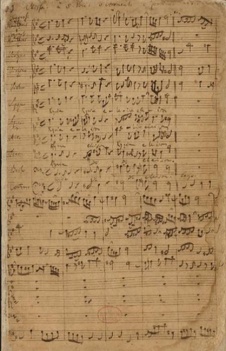 Johann Sebastian Bach - HOHE MESSE IN H-MOLL