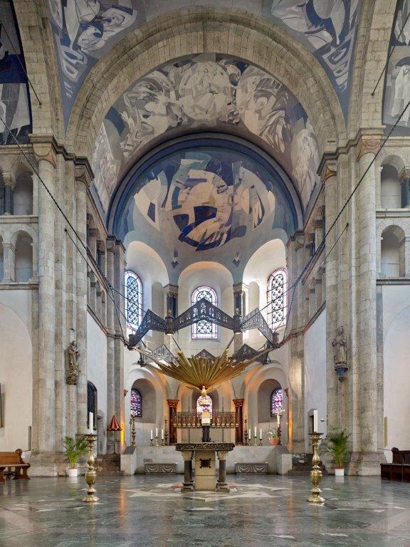 1000 Jahre St. Aposteln, Kirchenführung für Kinder
